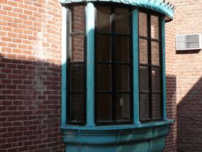 Illustration Bow Window